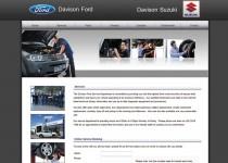 Davison Ford Website Mildura